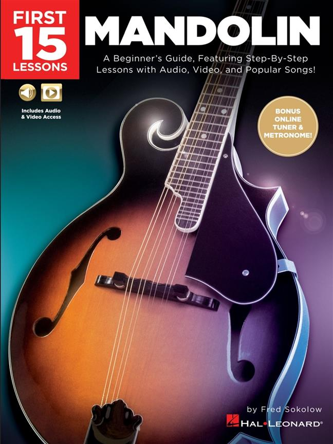 First 15 Lessons - Mandolin