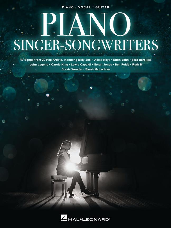 Piano Singer/Songwriters