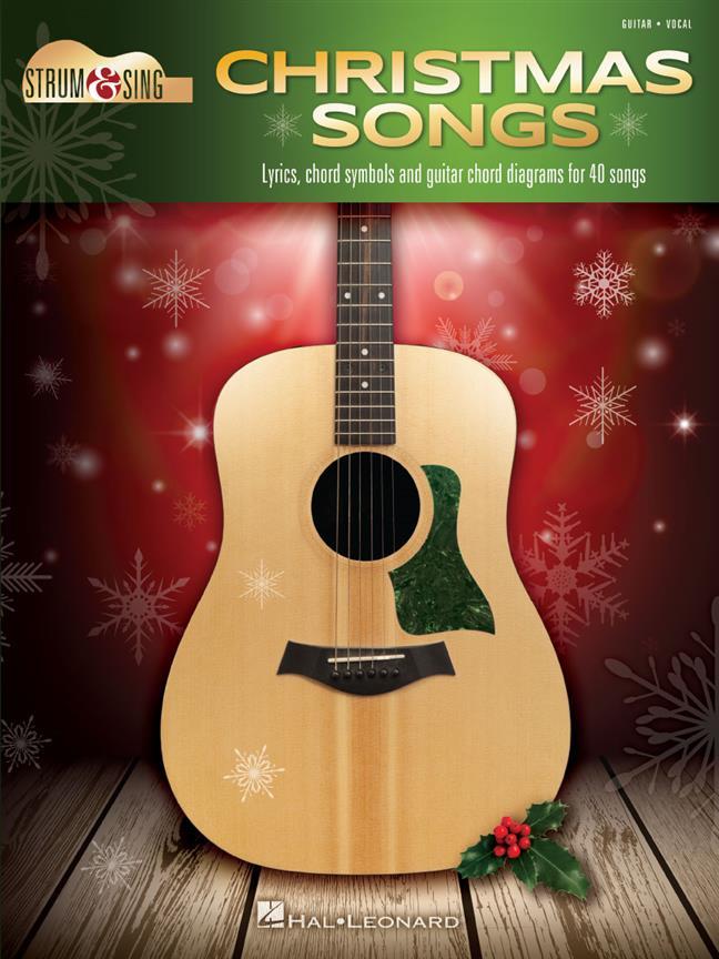 Christmas Songs - Strum andamp; Sing Guitar