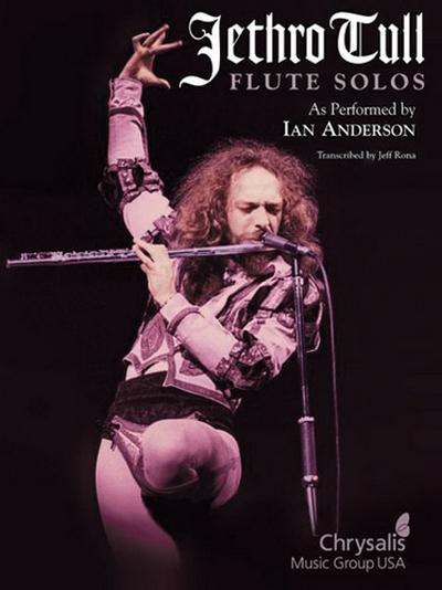 Jethro Tull Flûte Solo
