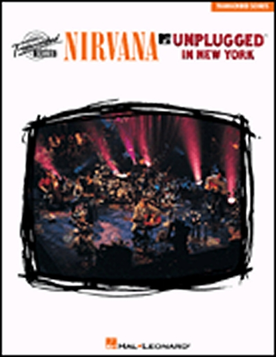 Unplugged In New York - Transcribed Score