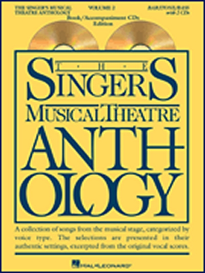 Singers Musical Theatre - 2Cd's