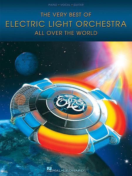 Electric Light Orchestra : Livres de partitions de musique