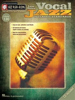 Jazz Play Along Vol.130 : Vocal Jazz