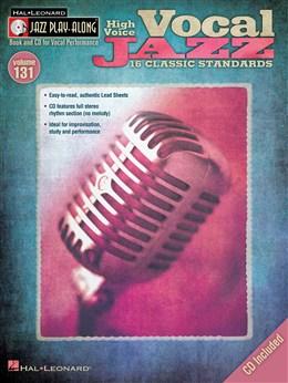 Jazz Play Along Vol.131 : Vocal Jazz