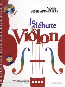 Je Debute Le Violon Méthode Progressive