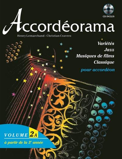 Accordéorama Vol.2A