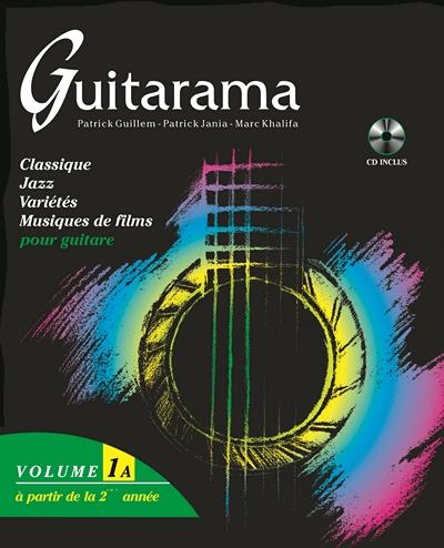 Guitarama Vol.1 A