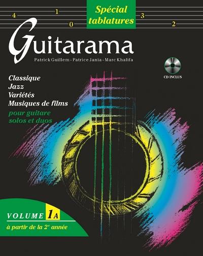 Guitarama Vol.1A En Tablatures