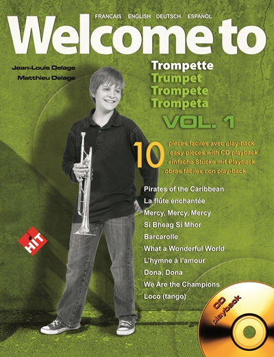 Welcome To Trompette + Cd