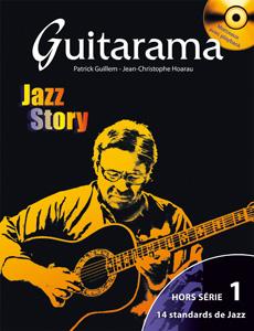 Guitarama Jazz Story Hors-Série 1