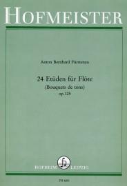 24 Etuden Op. 125