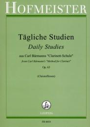 Tägliche Studien, Op. 63