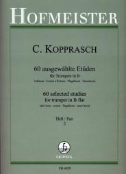 60 Etüden, Heft 2