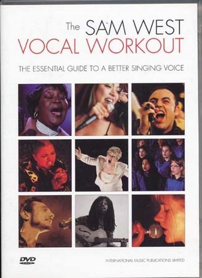 Dvd West Sam Vocal Workout