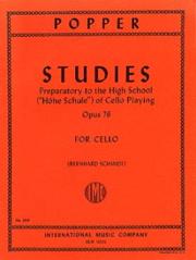 Studies Op. 76