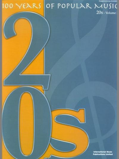 100 Years Of Popular Music 20S Vol.1