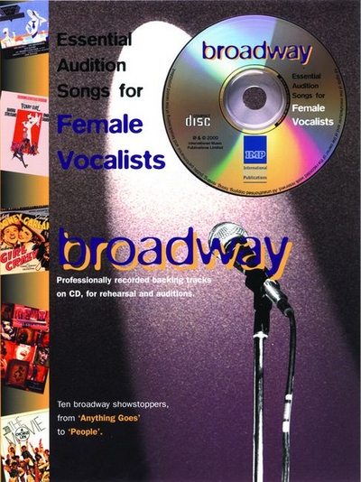 Audition Songs : Broadway F