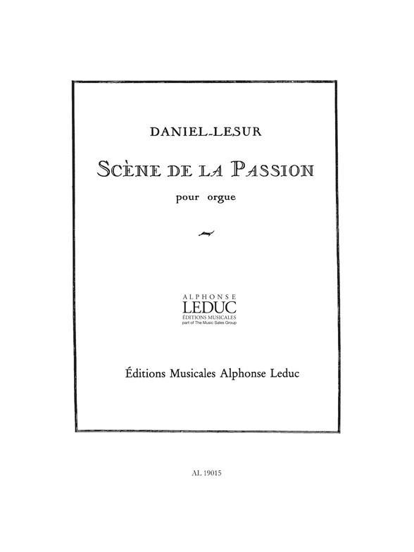 Scene De La Passion