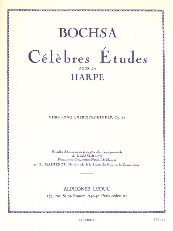25 Exercices - Etudes Op. 62