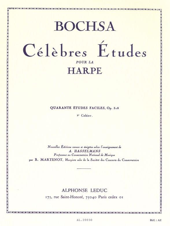 40 Etudes Faciles Op. 318 Vol.2