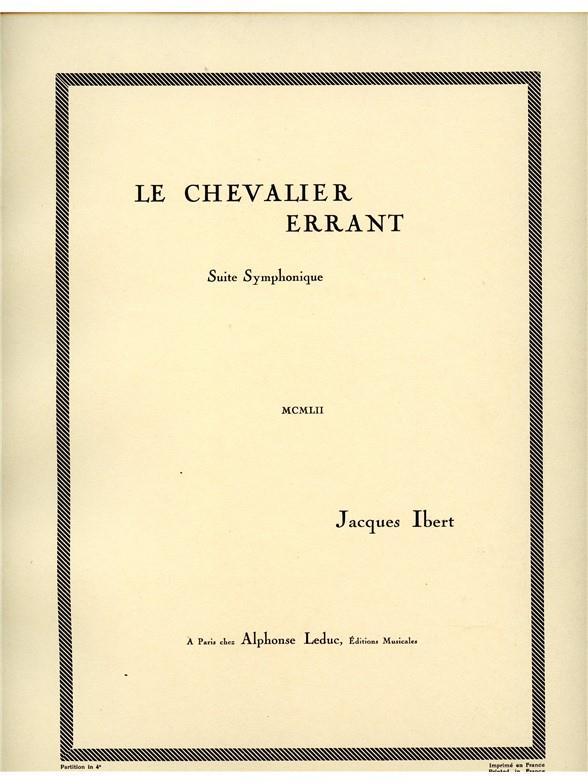 Chevalier Errant