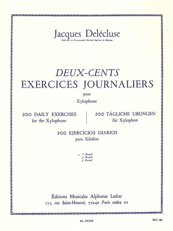200 Exercices Journaliers Vol.1