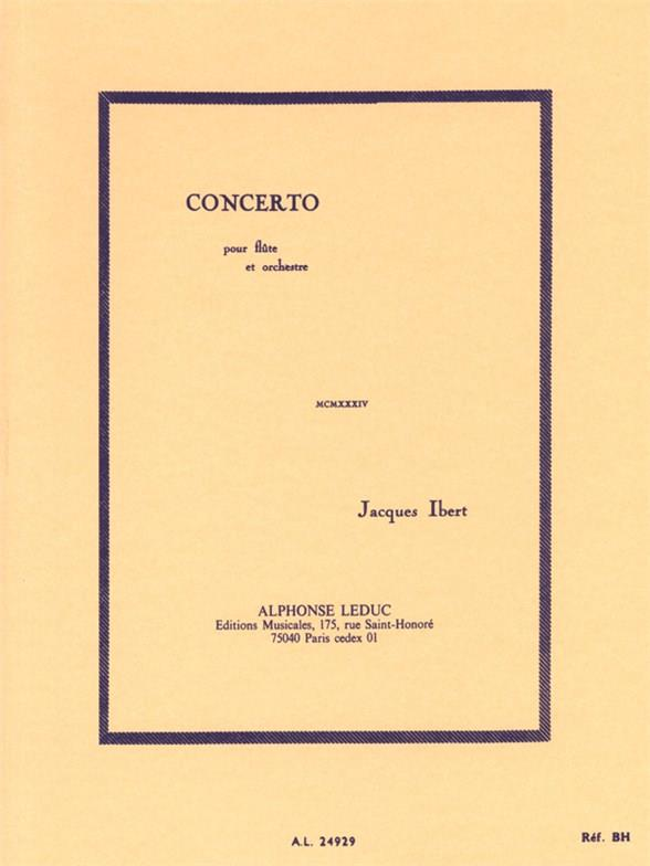 Concerto (Flûte Et Orchestre)
