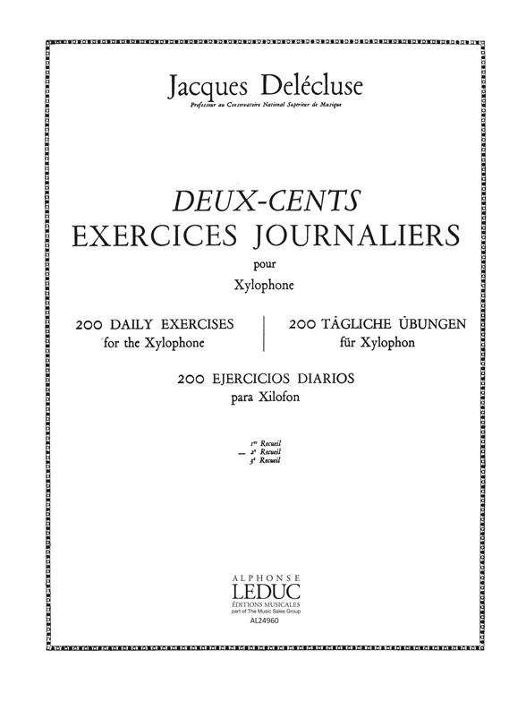 200 Exercices Journaliers Vol.2