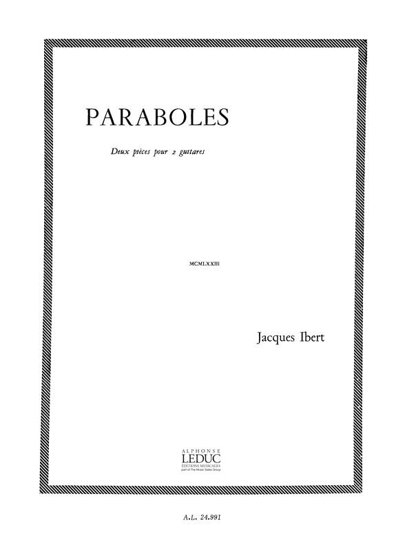Paraboles
