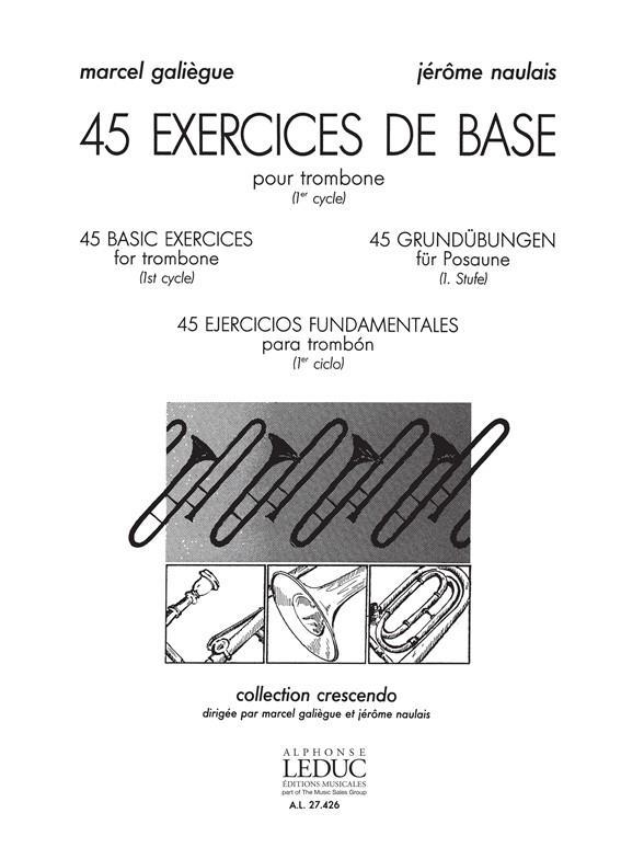45 Exercices De Base - Cycle 1