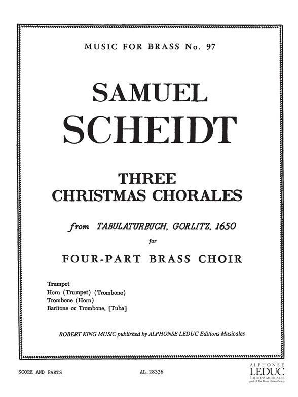 3 Christmas Chorales