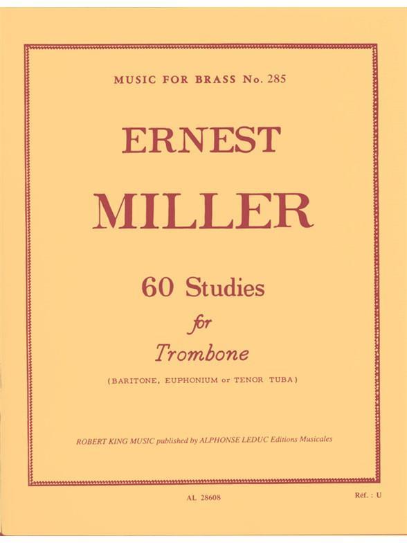 60 Studies - Etudes