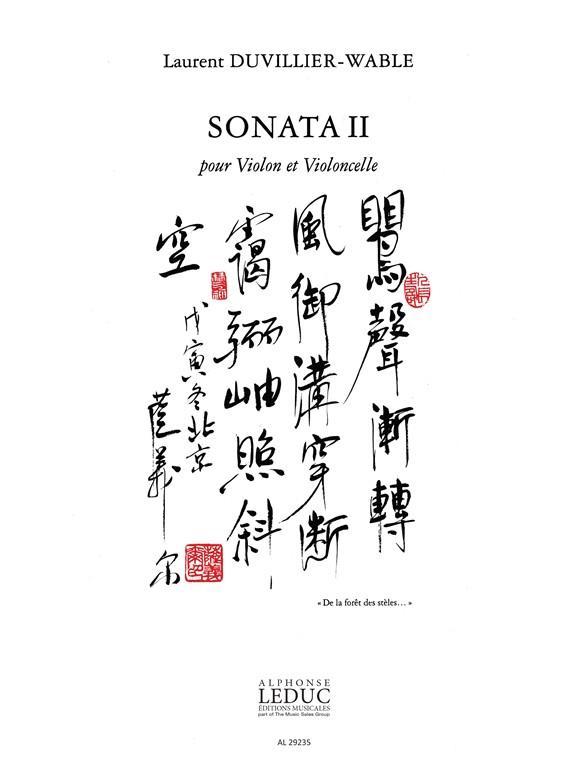 Sonata II