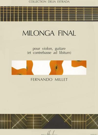 Milonga Final