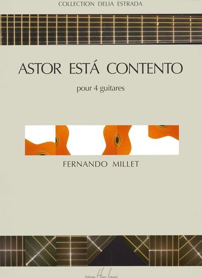 Astor Esta Contento