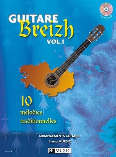 Guitare Breizh Vol.1