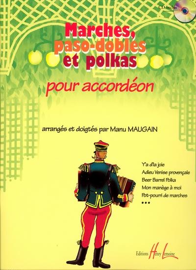 Marches Paso-Dobles Et Polkas