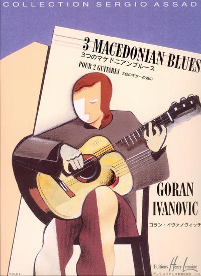 3 Macedonian Blues