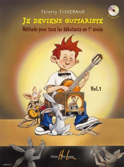 Je Deviens Guitariste Vol.1