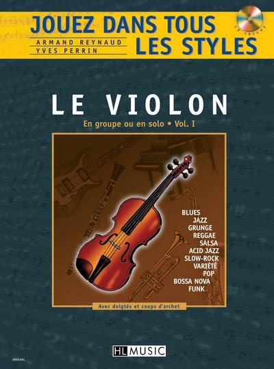 Jouez Dans Tous Les Styles Vol.1