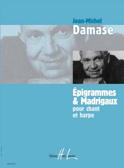 Epigrammes Et Madrigaux