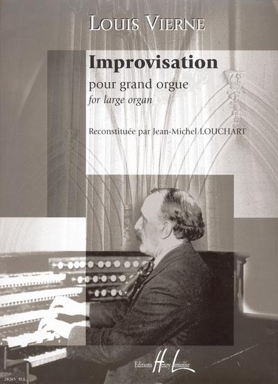 Improvisation Pour Grand Orgue