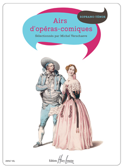 Airs D'Opéras Comiques Vol.A