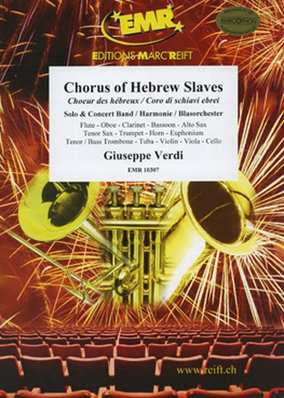 Chorus Of Hebrew Slaves (Solo Euphonium)