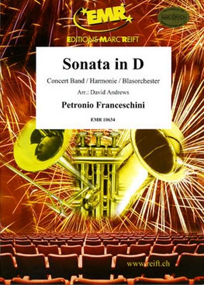 Sonata In D (Trombone-Euphonium)