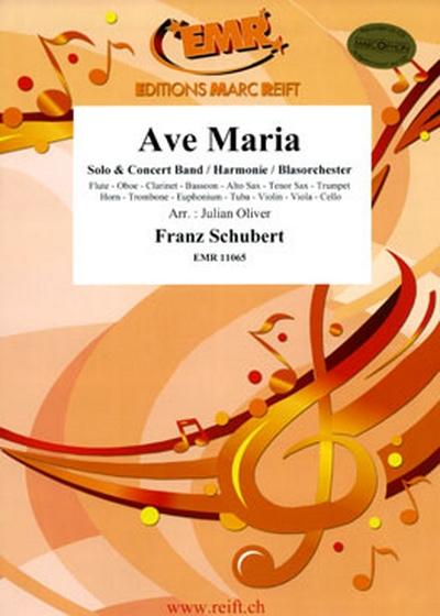 Ave Maria (Alto Sax Solo)