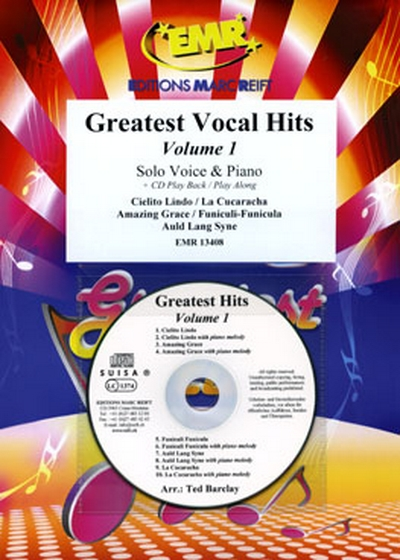 Greatest Vocal Hits Vol.1 (5)