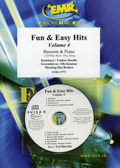 Fun And Easy Hits Vol.4 + Cd (5)