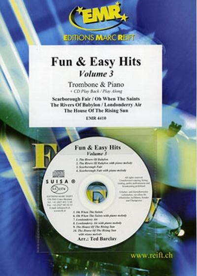 Fun And Easy Hits Vol.3 + Cd (5)